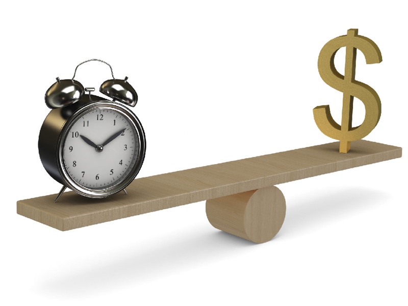 #1 TIME & MONEY