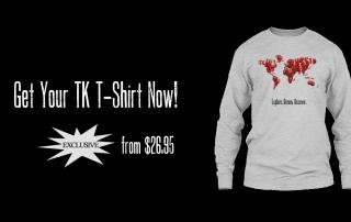 Announcing TK Tees!