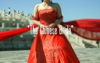 Photo Shoot: The Chinese Bride